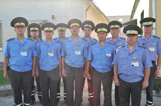 3 июля —  День госавтоинспектора. Ему форма к лицу