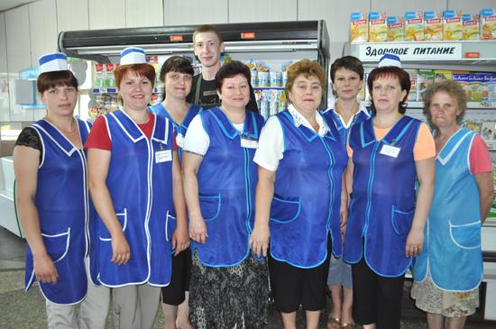 3 июля —  День кооперации. Торговать качественно —  их ежедневный стиль работы
