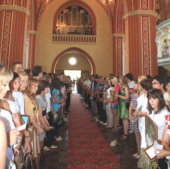 Вековой юбилей осовского храма