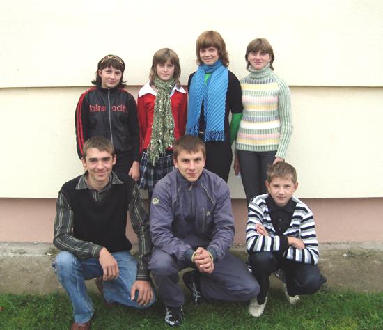 Будучыя алiмпiйцы з Пагародна