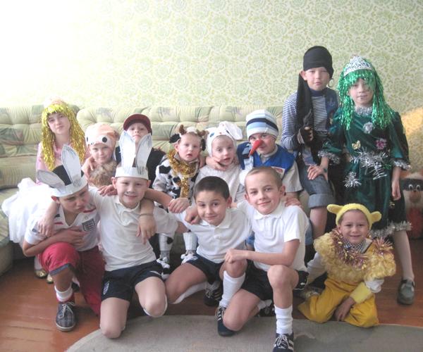 Подарки от Белорусского фонда мира