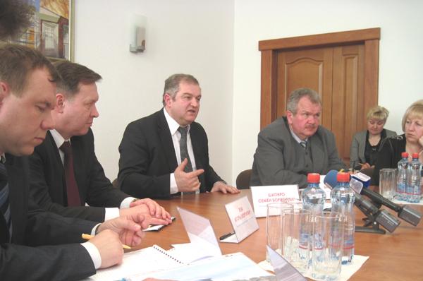 Культурно-информационная встреча с губернатором