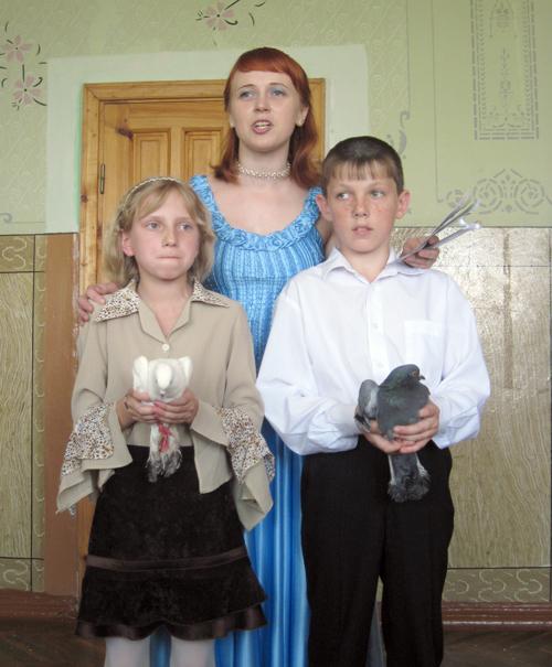 Праздник детства в Радунском СПЦ