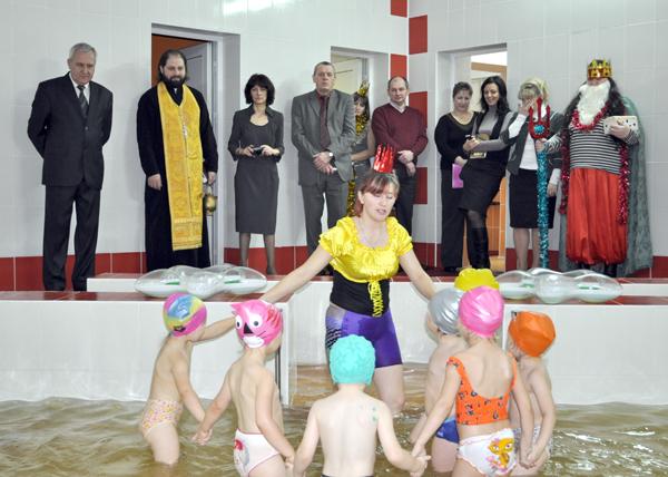 Тепло, воздух и вода в детском саду №2