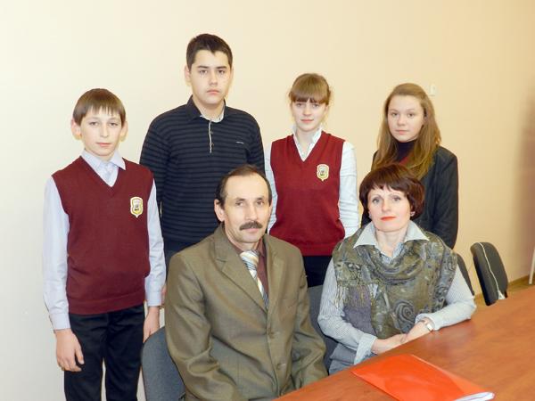 Юные и увлеченные жители Вороновщины