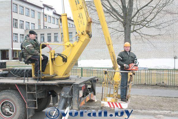 Будни и праздники Вороновских коммунальников