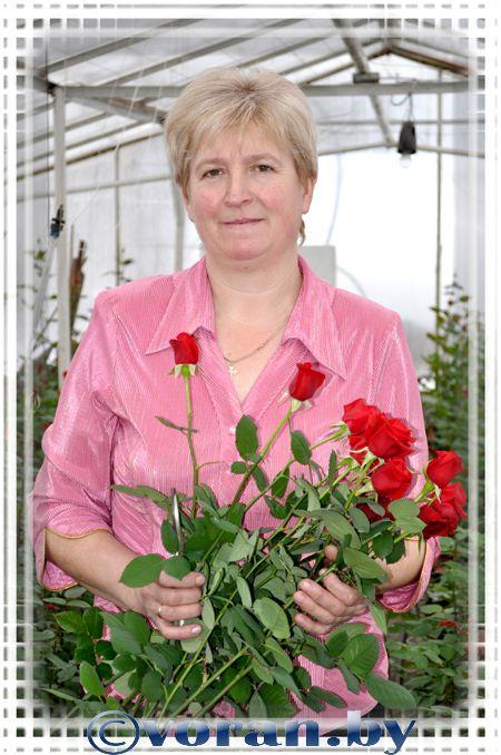 Миллион алых роз для Вороново