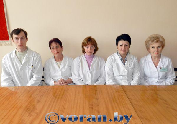 В Вороново вели прием областные специалисты
