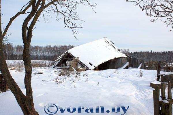 Дома-сироты есть и в Вороновском районе