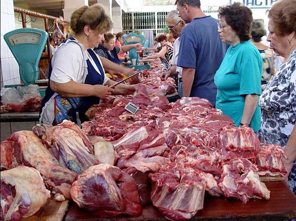 Как продать излишки мяса?