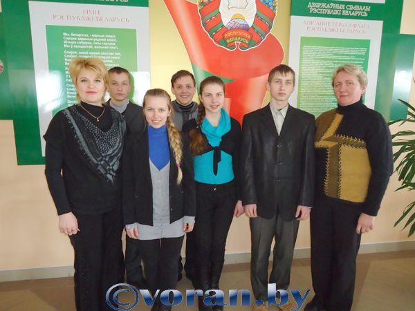Путь школьников из Вороново на Олимп знаний — успешен!