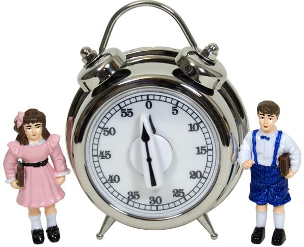 «Комендантский час» для детей
