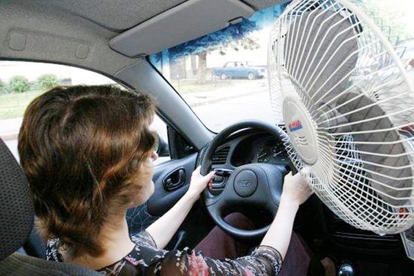 Влияние жаркой погоды на организм человека