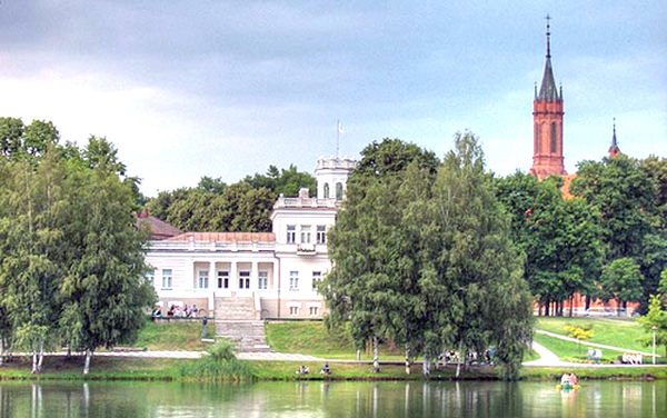 Маленький рай — Друскининкай, или СПА-курорт европейского уровня