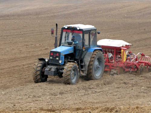 Итоги сева в сельскохозяйственных организациях Вороновского района
