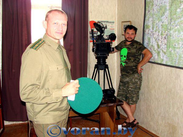 Продолжение «Государственной границы» снимали в Наче