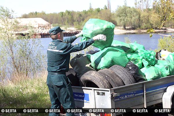 В Вороновском районе пройдет акция «Чистый водоем»