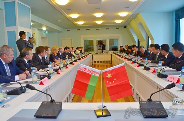 Гродненские товары представят в Китае, а область привлечет китайских инвесторов
