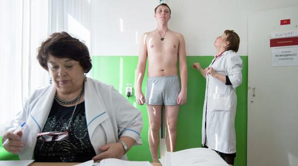 девушки на медкомиссии подробное фото