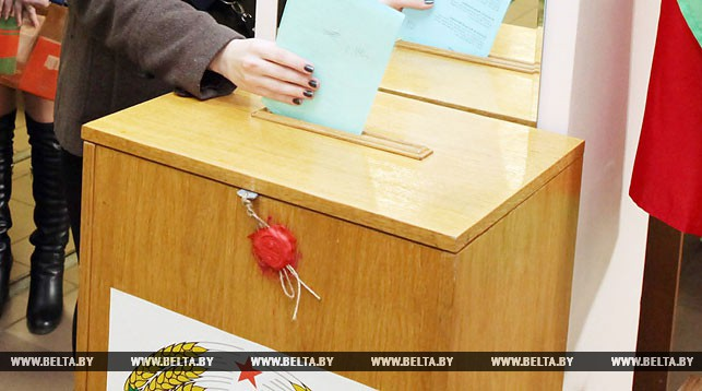 При ЦИК Беларуси аккредитованы 8 наблюдателей