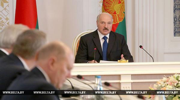 Лукашенко: для белорусов выборы должны стать праздником, а иностранцы пусть оценивают, как хотят