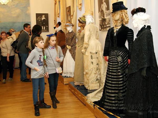 Наряды прабабушек можно увидеть на выставке в музее истории религии