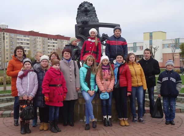Собери Беларусь в своем сердце