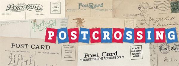 Увлекательный посткроссинг, или Сюрприз в почтовом ящике