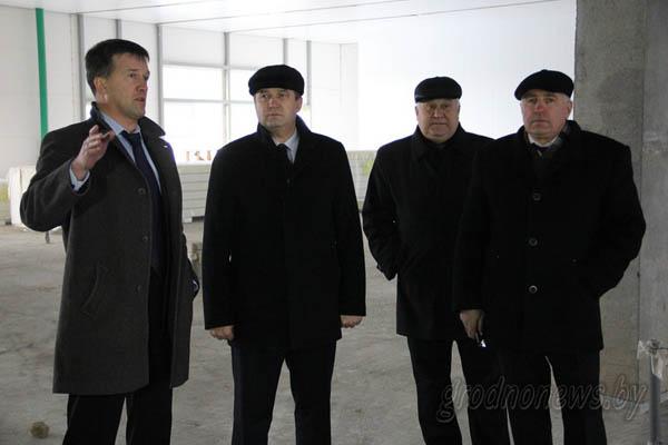 Помощник Президента Республики Беларусь – главный инспектор по Гродненской области Сергей РОВНЕЙКО побывал в Лидском районе
