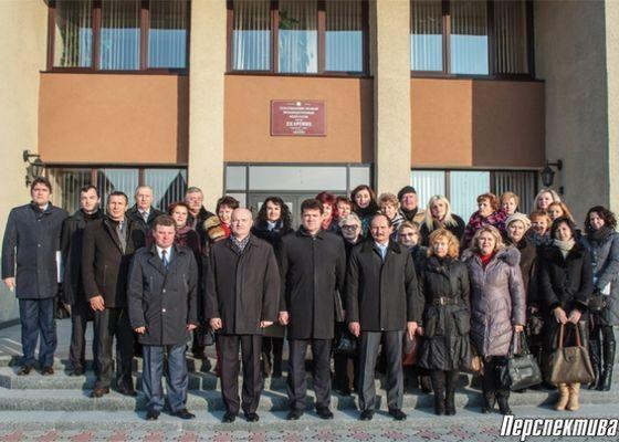 Прошел региональный научно-практический семинар для главных редакторов печатных СМИ Гродненской области