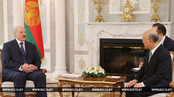 Безопасность является главным приоритетом при строительстве Белорусской АЭС — Лукашенко