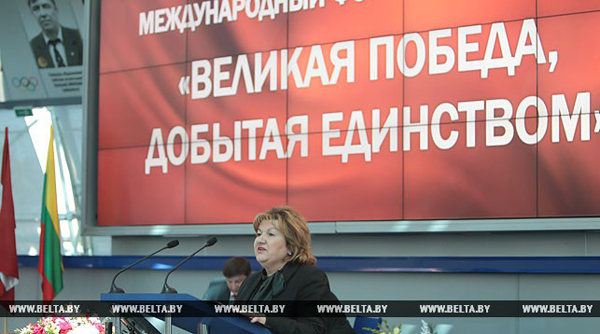 Проект «Цветы Великой Победы» может шагнуть из Беларуси в другие страны СНГ – Ананич
