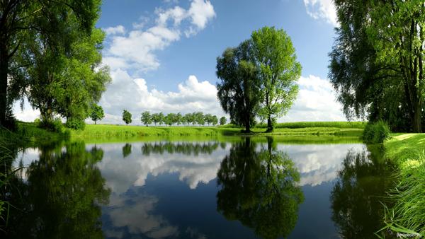 На Гродненщине стартовала акция «Чистый водоем»