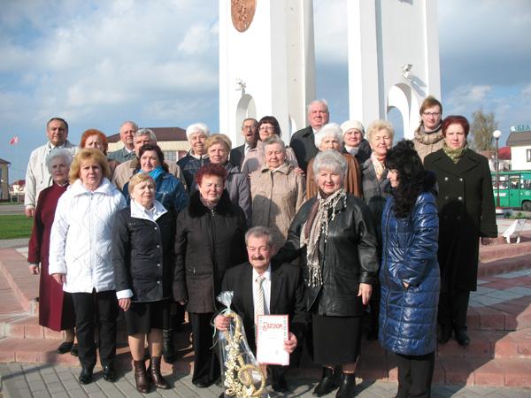 Вороновский ветеранский хор «Земляки» выступил на фестивале «Не стареют душой ветераны»