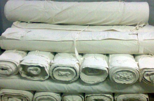 В пункте пропуска «Бенякони» гродненские таможенники задержали на границе крупную партию ткани