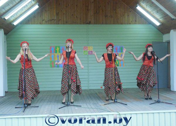 В Вороново отметили День молодежи