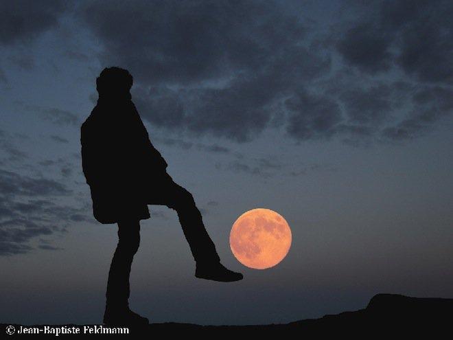 Смотрите на небо: 20 июня — полнолуние в солнцестояние
