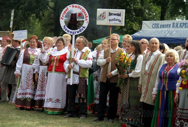 Областной открытый фестиваль народного творчества «Августовский канал в культуре трех народов» состоится 27 августа на Августовском канале на шлюзе Домбровка