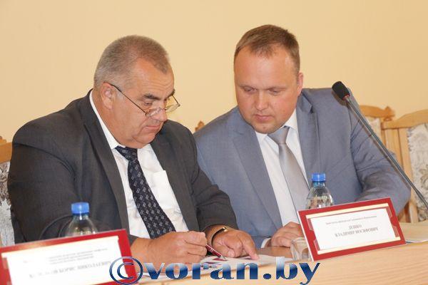 В Вороново прошла выездная коллегия ЖКХ