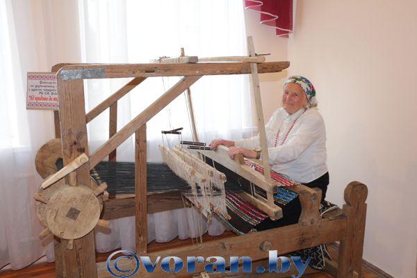 Святам фальклору прадоўжыўся Тыдзень культуры на Воранаўшчыне 16 жніўня.