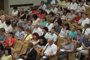 Республиканский семинар «О работе средств массовой информации по реализации задач государственной информационной политики» прошел в Гродненской области  (дополнено)