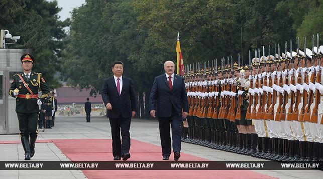 Беларусь и Китай заключили пакет соглашений и меморандумов о сотрудничестве в разных сферах  (+ИНФОГРАФИКА)