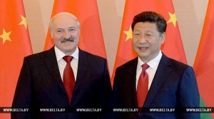 Лукашенко и Си Цзиньпин проведут сегодня в Пекине официальные переговоры