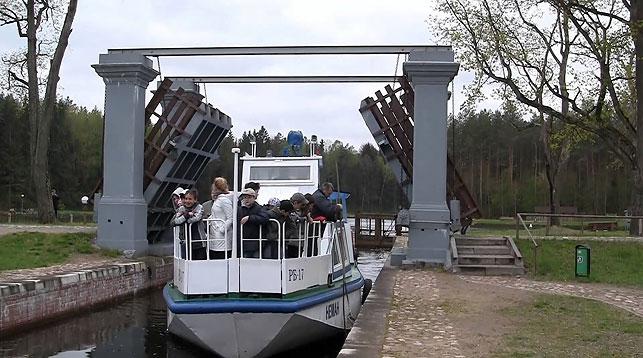 Польша и Литва ожидают интенсивное развитие туризма при безвизовом режиме на Августовском канале