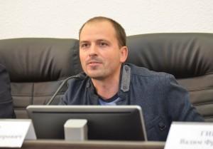 В Гродно прошла встреча с известным российским журналистом Константином Семиным