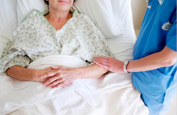 Уход за онкологическими больными после операции