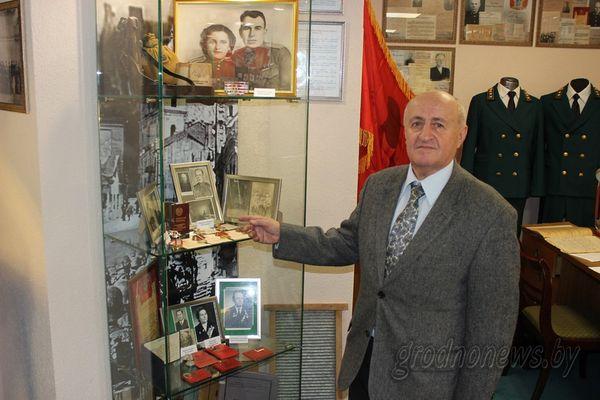 Музей истории налоговой службы открылся в Гродно
