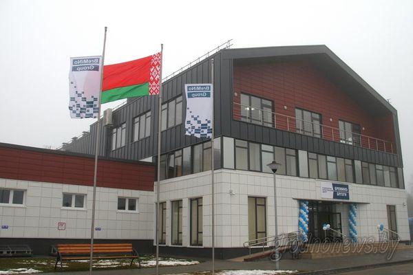 Первый транспортно-логистический центр в стране, расположенный у границы, открылся рядом с пунктом пропуска «Брузги»