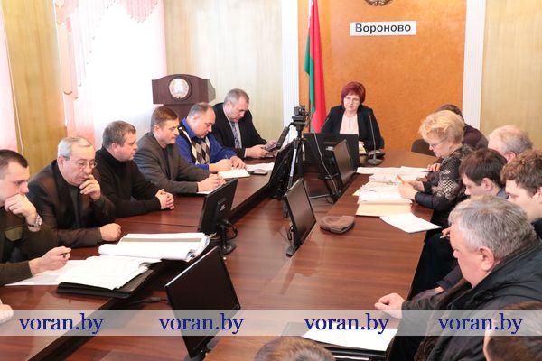 Состоялось заседание штаба заинтересованных органов по реконструкции одного из корпусов Вороновской школы