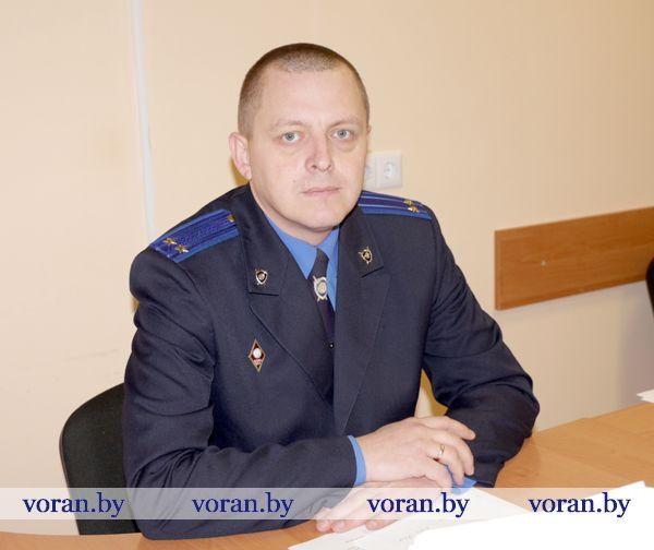 Сотрудники Вороновского районного отдела Следственного комитета Республики Беларусь подвели итоги работы за 2016 год